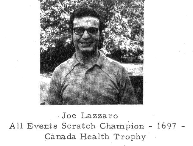 Joe Lazzaro 1