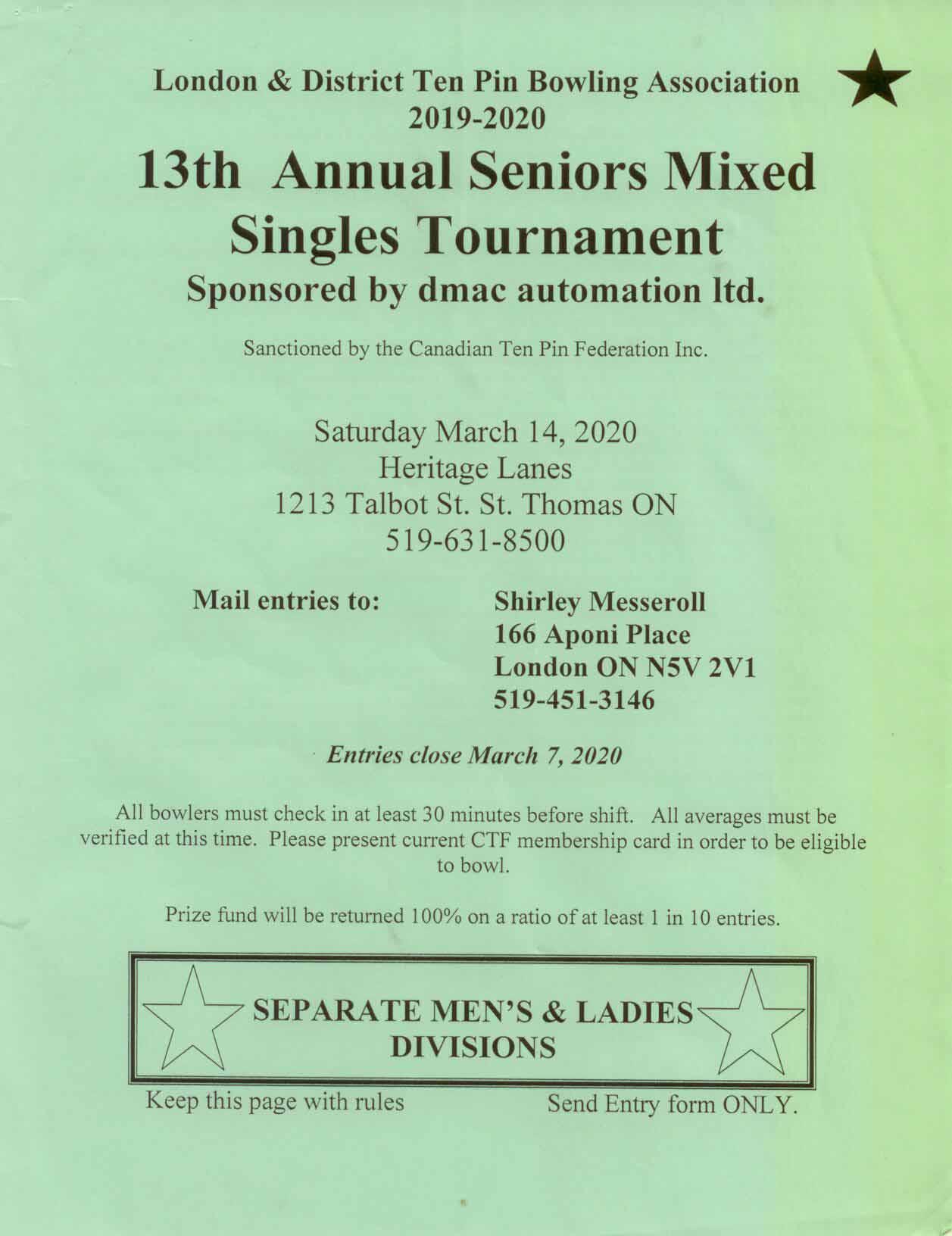 Seniors Mixed 2020a