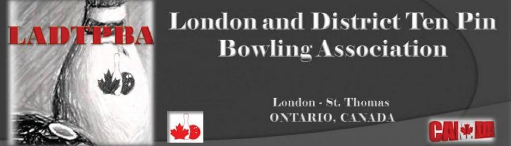 London & District 10 Pin Bowling Association